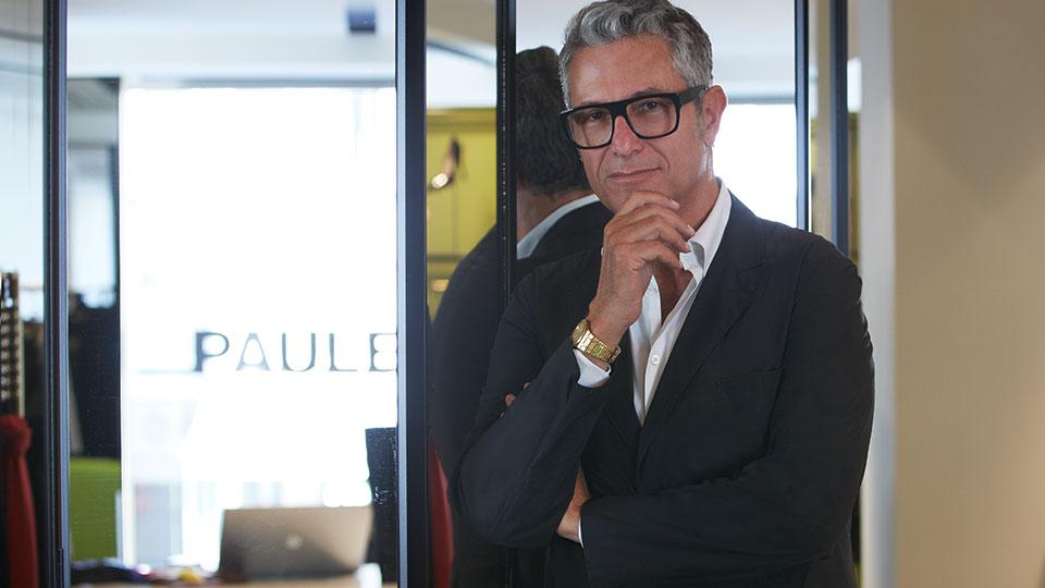 Fabian aurel hild paule ka flagship store frankfurt for Modedesigner frankfurt