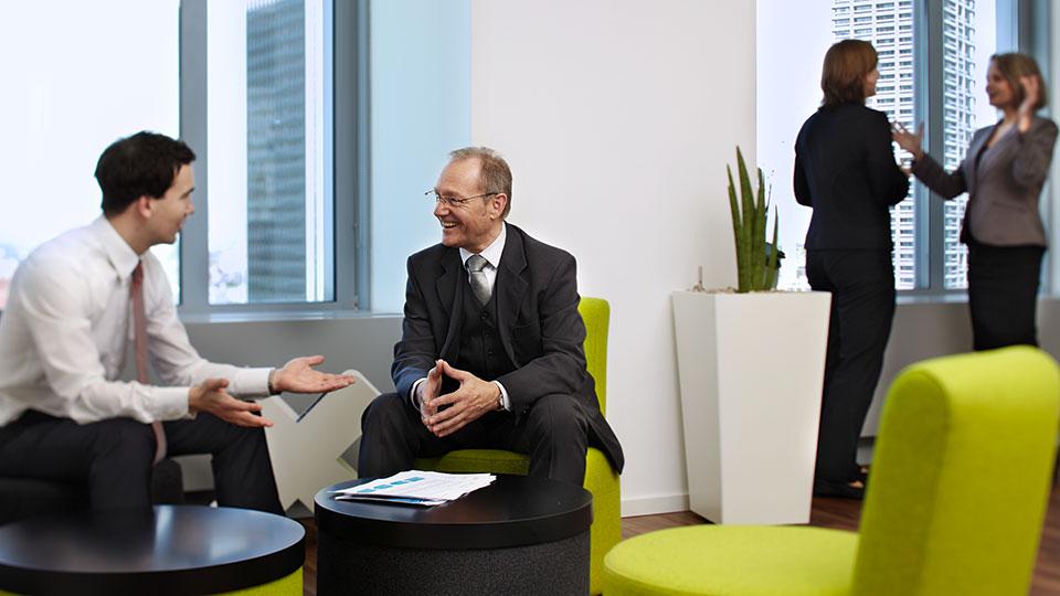 Portraitfotografie Fabian Aurel Hild, Unternehmensportrait und Image-Broschüre für CALLIDUS executive
