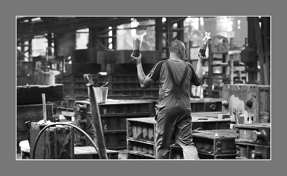 Fotograf für Unternehmen Fabian Aurel Hild,  für Ermafa Eisenwerke