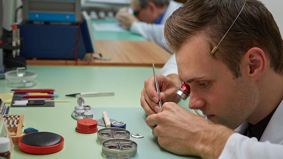 Fotograf für Unternehmen Fabian Aurel Hild,  für Juwelier Schumann