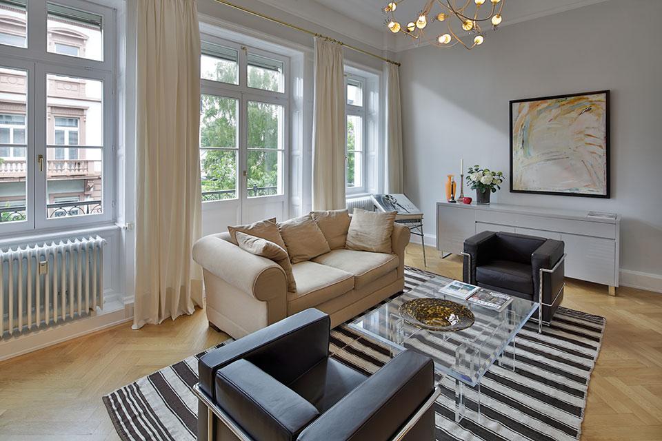 Interiorfotografie Fabian Aurel Hild für B & B Immobilien, Bad Homburg