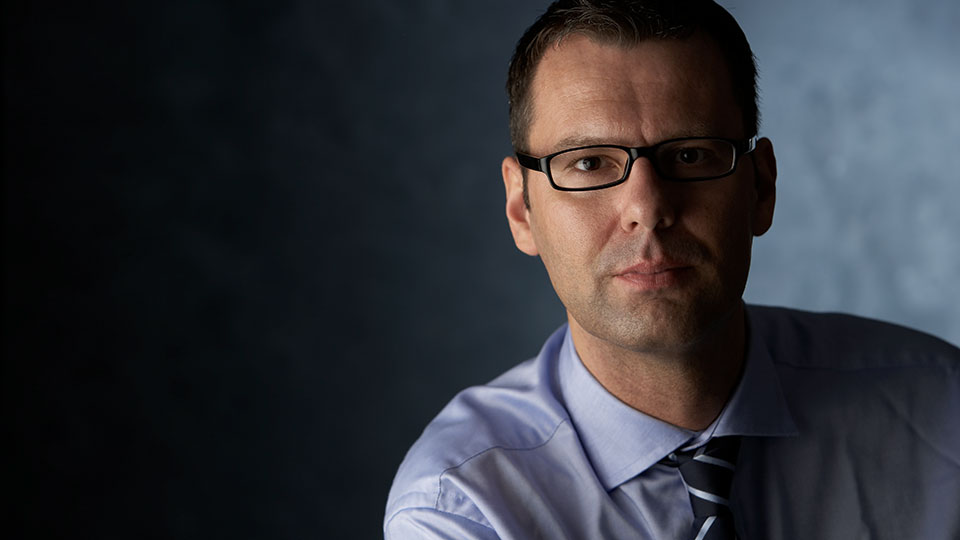 Portraitfotografie, Bewerbungsfotos Fabian Aurel Hild