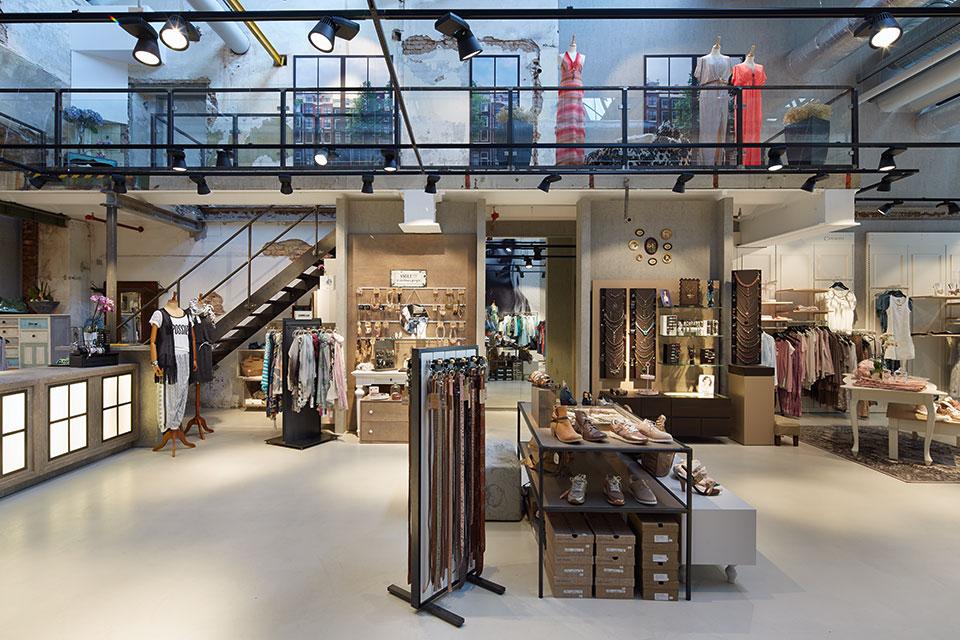 Interieurfotografie Ladenbau für Schleifenbaum